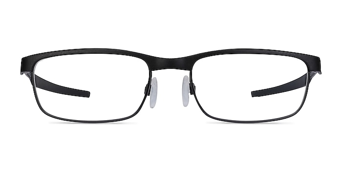 Oakley Steel Plate Powder Coal Metal Eyeglass Frames from EyeBuyDirect