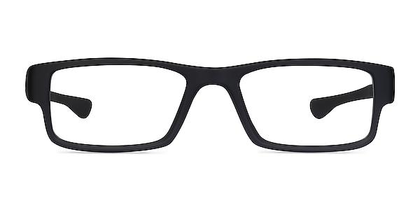 Oakley Airdrop Satin Black Plastic Eyeglass Frames