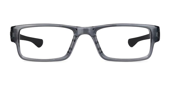Oakley Airdrop Gray Shadow Plastic Eyeglass Frames from EyeBuyDirect