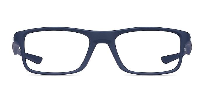 Oakley Plank 2.0 Universal Blue Plastic Eyeglass Frames from EyeBuyDirect