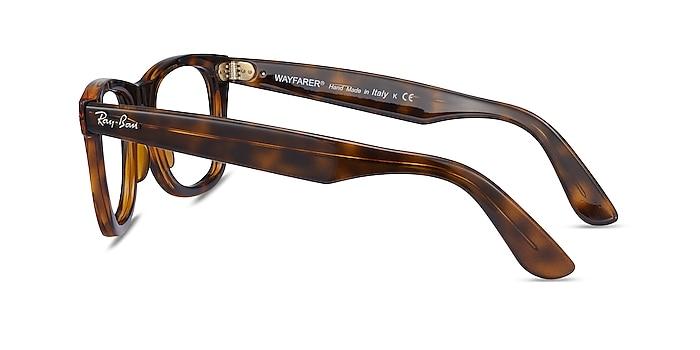 Ray-Ban RB4340V Tortoise Plastic Eyeglass Frames from EyeBuyDirect