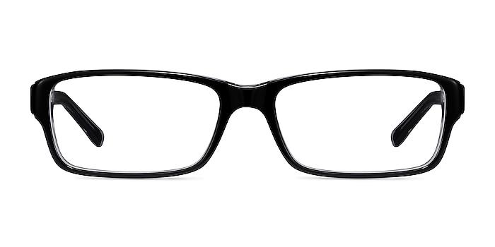 Ray-Ban RB5169 Black Acetate Eyeglass Frames from EyeBuyDirect