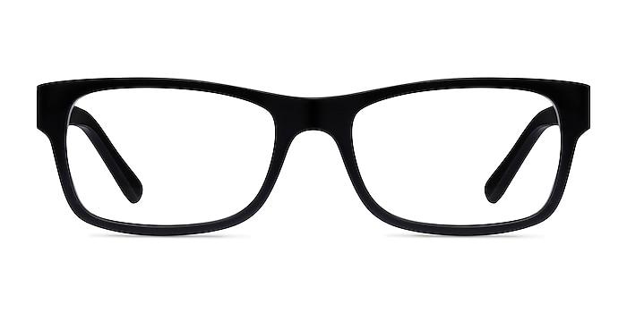 Ray-Ban RB5268 Matte Black Acetate Eyeglass Frames from EyeBuyDirect