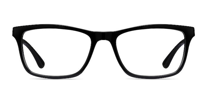 Ray-Ban RB5279 Black Acetate Eyeglass Frames from EyeBuyDirect