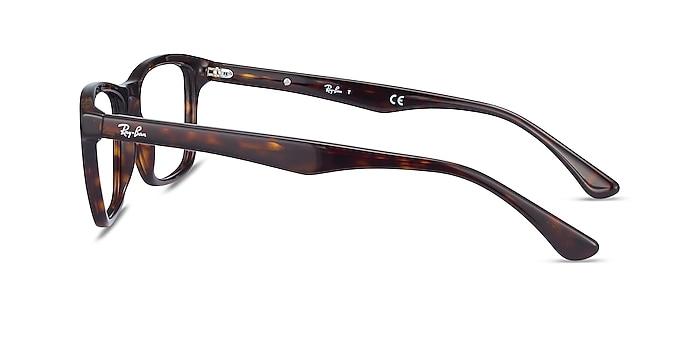 Ray-Ban RB5279 Tortoise Acetate Eyeglass Frames from EyeBuyDirect