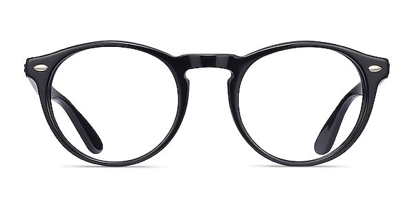 Ray-Ban RB5283 Black Acetate Eyeglass Frames