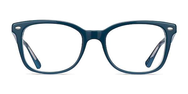 Ray-Ban RB5285 Blue Acetate Eyeglass Frames