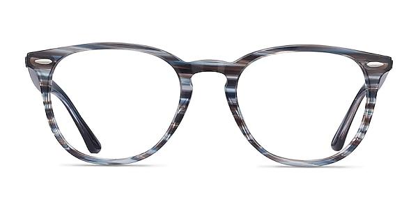 Ray-Ban RB7159 Blue Plastic Eyeglass Frames