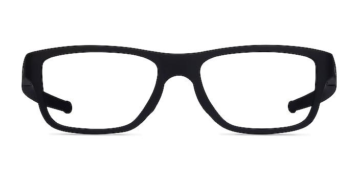 Oakley Marshal Mnp Satin Black Plastic Eyeglass Frames from EyeBuyDirect