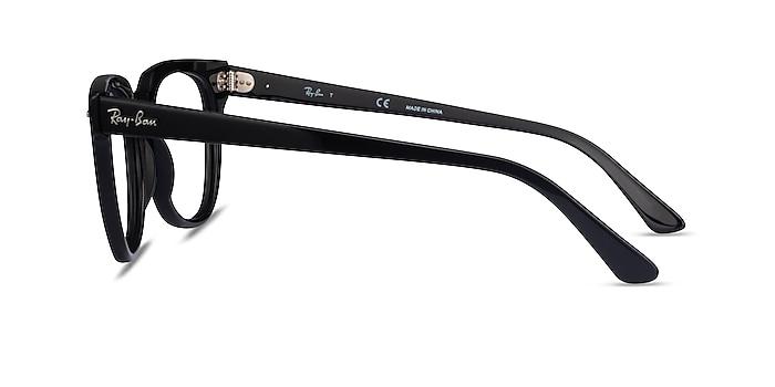 Ray-Ban Meteor Black Acetate Eyeglass Frames from EyeBuyDirect