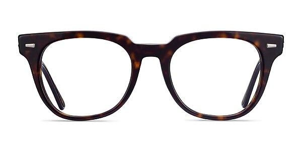 Ray-Ban Meteor Tortoise Acetate Eyeglass Frames