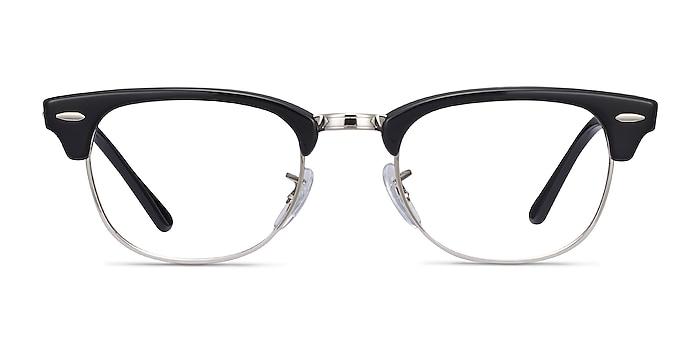 Ray-Ban RB5154 Black Acetate-metal Eyeglass Frames from EyeBuyDirect