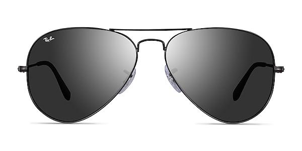 Ray-Ban RB3025 Black Metal Sunglass Frames