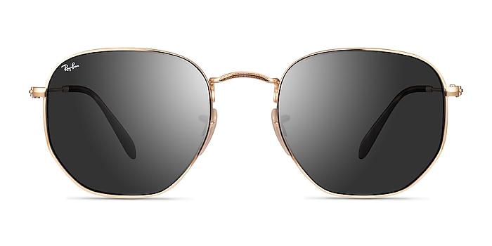 Ray-Ban RB3548N Arista Metal Sunglass Frames from EyeBuyDirect