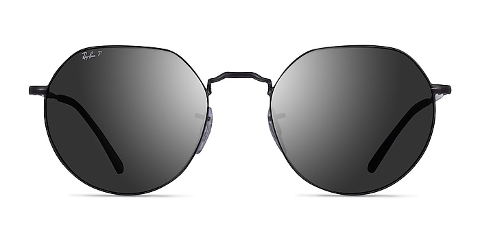 Ray-Ban RB3565 Jack Black Metal Sunglass Frames from EyeBuyDirect
