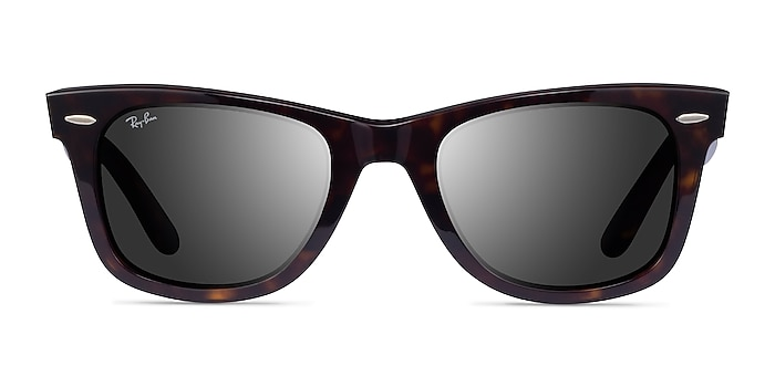 Ray-Ban RB2140 Tortoise Acetate Sunglass Frames from EyeBuyDirect