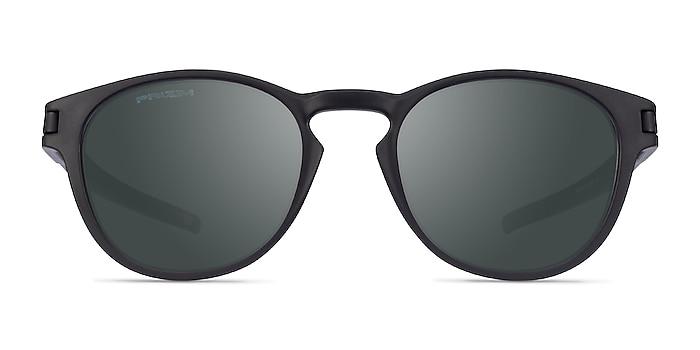 Oakley Latch Matte Black Plastic Sunglass Frames from EyeBuyDirect