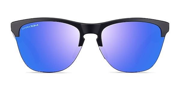 Oakley Frogskins Lite Matte Black Matte Clear Plastic Sunglass Frames