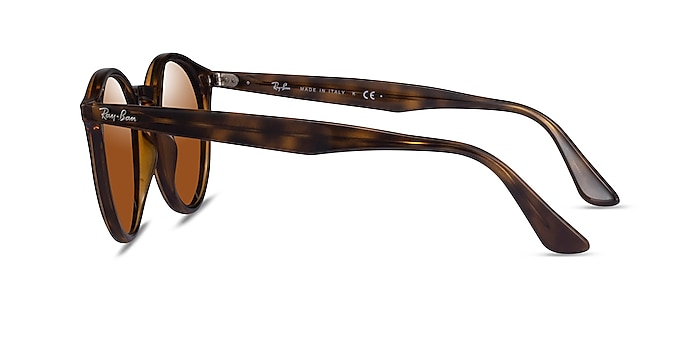 Ray-Ban RB2180 Tortoise Acetate Sunglass Frames from EyeBuyDirect