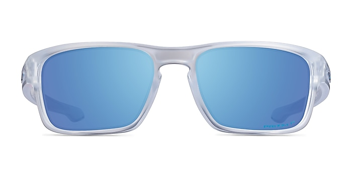 Oakley Sliver Clear Plastic Sunglass Frames from EyeBuyDirect