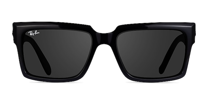Ray-Ban RB2191 Black Acetate Sunglass Frames from EyeBuyDirect