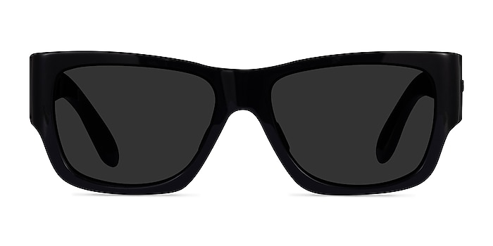Ray-Ban RB2187 Black Acetate Sunglass Frames from EyeBuyDirect