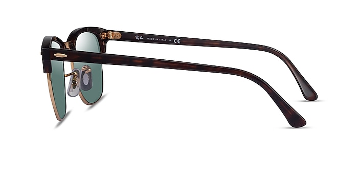 Ray-Ban RB3016 Tortoise Acetate Sunglass Frames from EyeBuyDirect