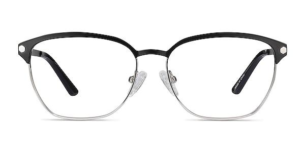 Berkeley Noir Métal Montures de lunettes de vue