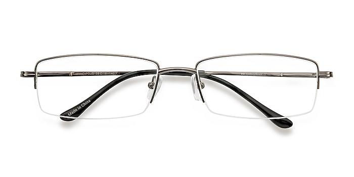 Gunmetal Minneapolis -  Metal Eyeglasses