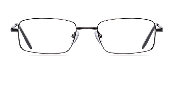 Oakland Gunmetal Metal Eyeglass Frames