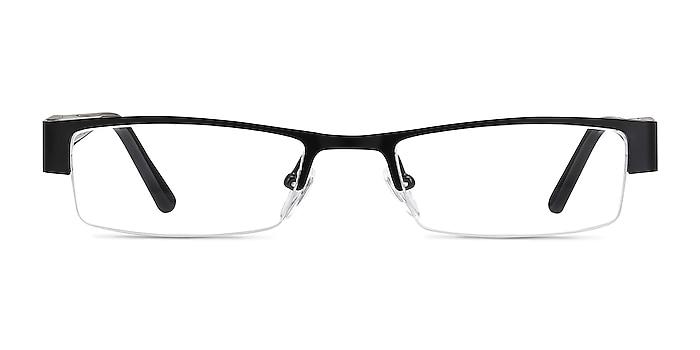 Bud Black Acetate-metal Eyeglass Frames from EyeBuyDirect