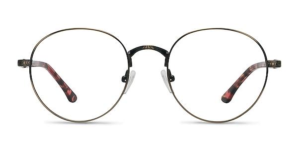 Fitzgerald Bronze Metal Eyeglass Frames