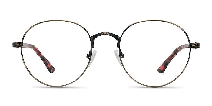Fitzgerald Bronze Metal Eyeglass Frames from EyeBuyDirect