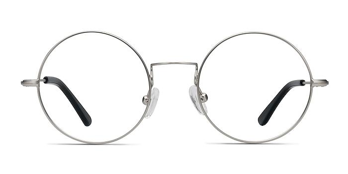 Someday Argenté Métal Montures de lunettes de vue d'EyeBuyDirect