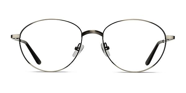 Nara Gunmetal Metal Eyeglass Frames