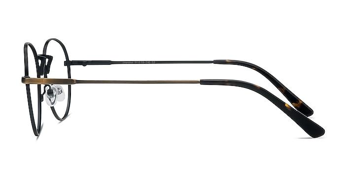 Shanghai Bronze Metal Eyeglass Frames from EyeBuyDirect