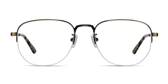 Ritual Bronze Metal Eyeglass Frames from EyeBuyDirect