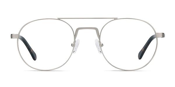 Lock Light Golden Metal Eyeglass Frames