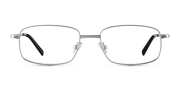 Bryce Argenté Métal Montures de lunettes de vue