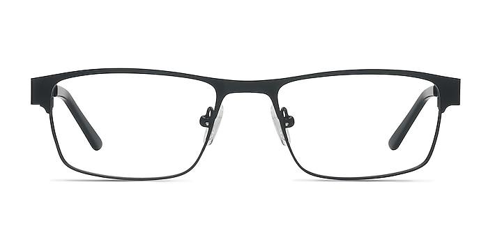 Java Black Metal Eyeglass Frames from EyeBuyDirect
