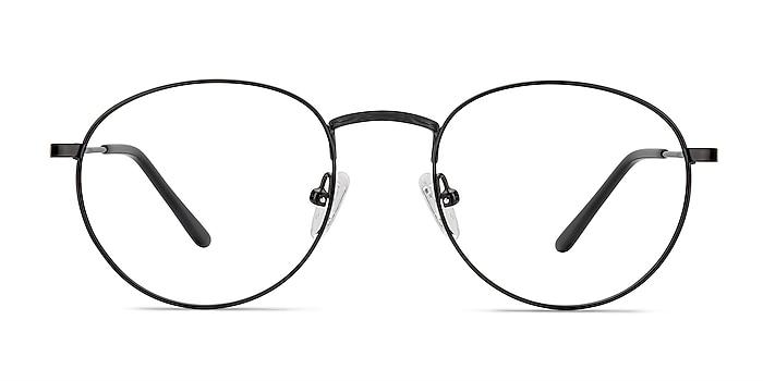 Epilogue Black Metal Eyeglass Frames from EyeBuyDirect