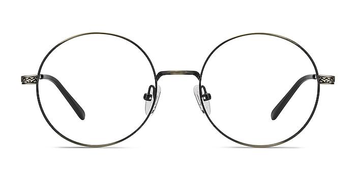 Inscription Bronze Métal Montures de lunettes de vue d'EyeBuyDirect