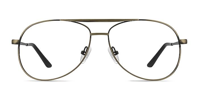 Discover Bronze Metal Eyeglass Frames from EyeBuyDirect