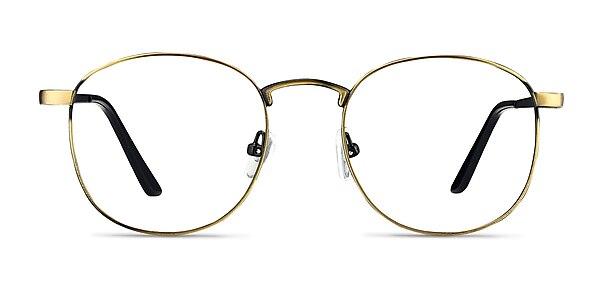 St Michel Bronze Métal Montures de lunettes de vue