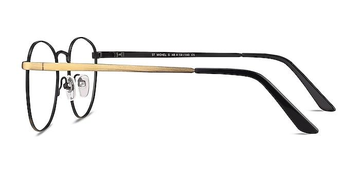 St Michel Bronze Métal Montures de lunettes de vue d'EyeBuyDirect