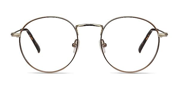 Wistful Café Métal Montures de lunettes de vue
