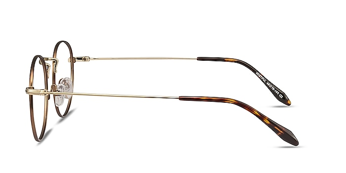 Wistful Coffee Metal Eyeglass Frames from EyeBuyDirect
