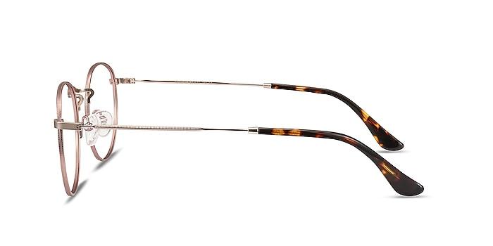 Daydream Rose Gold Metal Eyeglass Frames from EyeBuyDirect