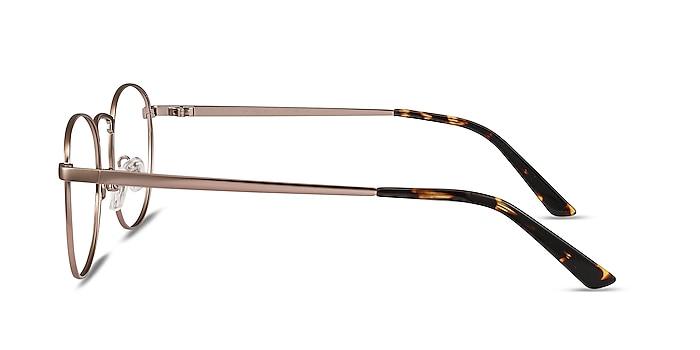 St Michel Rose Gold Métal Montures de lunettes de vue d'EyeBuyDirect