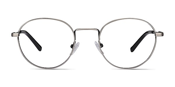 Memento Gunmetal Metal Eyeglass Frames